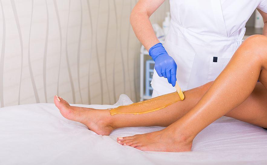 epilation jambes