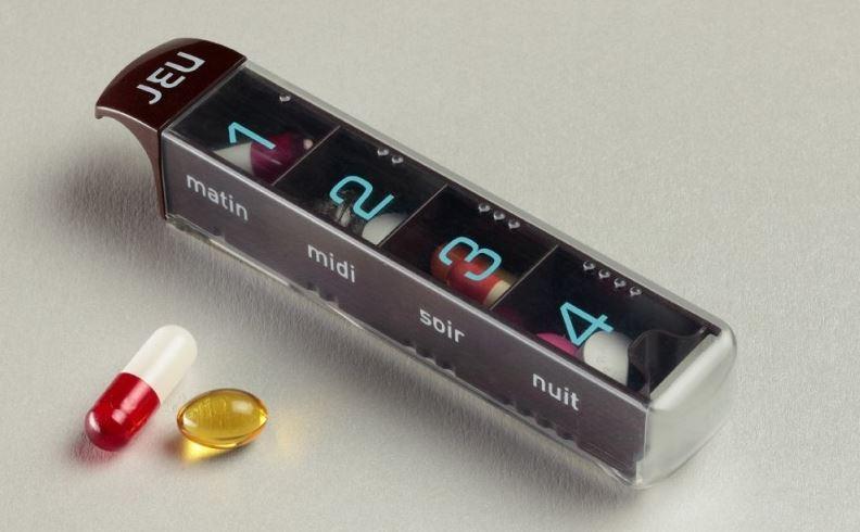semainier pour médicament